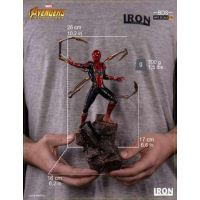 Avengers Infinity War statuette BDS Art Scale 1/10 Iron Spider-Man 26 cm