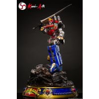 Kami-Arts Mighty Morphin Power Rangers Megazord Battle Damage 83cm