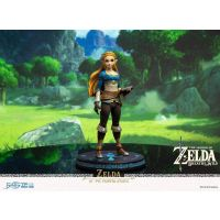 The Legend of Zelda Breath of the Wild statuette PVC Zelda 25 cm