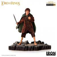 Le Seigneur des Anneaux statuette 1/10 BDS Art Scale Frodo 14 cm