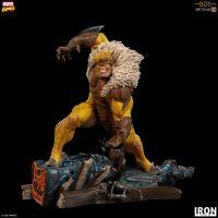 Marvel Comics statuette 1/10 BDS Art Scale Sabretooth 21 cm