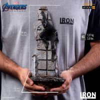 Avengers : Endgame statuette BDS Art Scale 1/10 Black Panther 34 cm