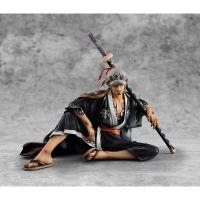 One Piece statuette PVC Portrait Of Pirates Warriors Alliance Trafalgar Law 12 cm