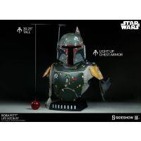 Star Wars buste 1/1 Boba Fett 77 cm